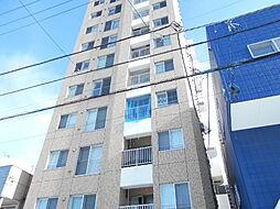 北海道札幌市豊平区美園七条6丁目の賃貸マンションの外観