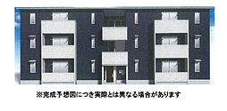 仮称)D-room小坂町北 A棟[303号室]の外観