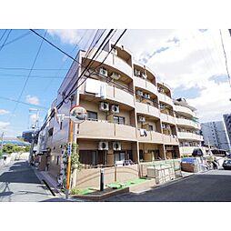 奈良県大和郡山市朝日町の賃貸マンションの外観