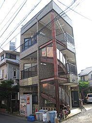 神奈川県川崎市中原区木月住吉町の賃貸マンションの外観
