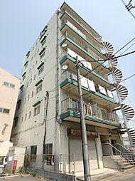 富貴ビル 東鷲宮駅徒歩2分・使いやすい2DK[5階]の外観