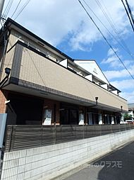 大阪府大阪市西成区天神ノ森1丁目の賃貸アパートの外観