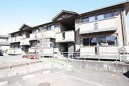 広島県福山市蔵王町6丁目の賃貸アパートの外観