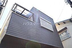 [一戸建] 大阪府茨木市新堂3丁目 の賃貸【大阪府 / 茨木市】の外観