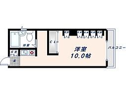 MAISON YAMATO[2階]の間取り