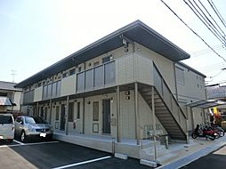 兵庫県伊丹市鈴原町2丁目の賃貸アパートの外観