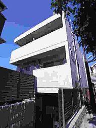 東京都品川区小山7丁目の賃貸アパートの外観