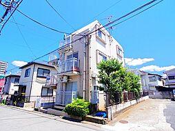 東京都清瀬市元町1の賃貸マンションの外観