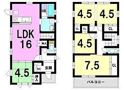 新築戸建 吉野町/5区画