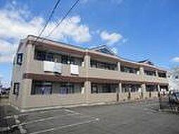 岐阜県美濃加茂市加茂川町3丁目の賃貸アパートの外観