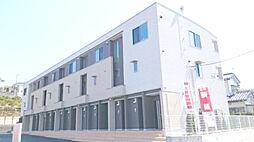 神奈川県海老名市望地2丁目の賃貸アパートの外観