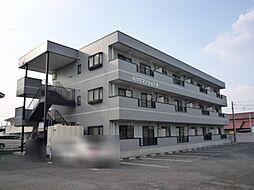 群馬県高崎市問屋町の賃貸マンションの外観