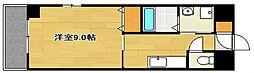 サムティ元浜RESIDENCE[5階]の間取り