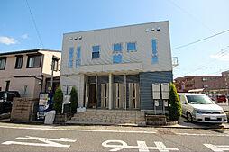 愛知県名古屋市中川区伏屋3丁目の賃貸アパートの外観
