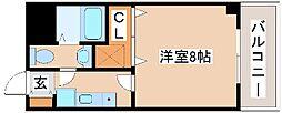 神戸市西神・山手線 伊川谷駅 バス10分 大津和下車 徒歩1分の賃貸マンション 3階1Kの間取り