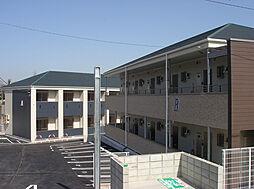 愛知県名古屋市緑区大高町字北横峯の賃貸アパートの外観