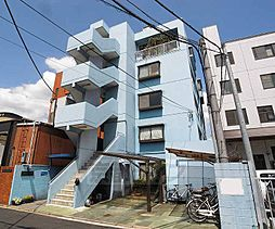 京都府京都市南区西九条森本町の賃貸マンションの外観