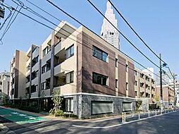 リビオ新宿御苑[2階]の外観