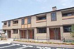 JR山陽本線 明石駅 バス15分 水谷2丁目下車 徒歩5分の賃貸アパート
