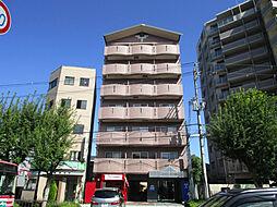 大阪府枚方市東田宮1丁目の賃貸マンションの外観