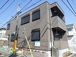 東京都世田谷区砧7丁目の賃貸マンションの外観