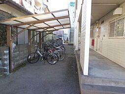 船山ハイツ[2階]の外観