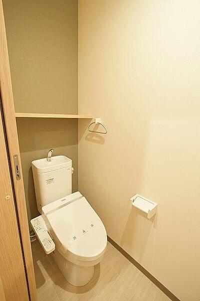 ウイングス八幡駅前のトイレ