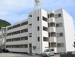 大里東マンション[103号室]の外観