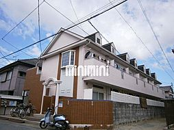 FLATS HAMAMATSU[1階]の外観