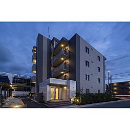 埼玉県さいたま市岩槻区美園東2丁目の賃貸マンションの外観