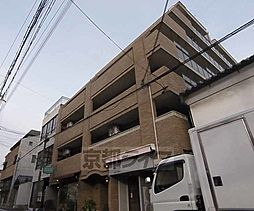 京都府京都市中京区麩屋町通蛸薬師上る坂井町の賃貸マンションの外観