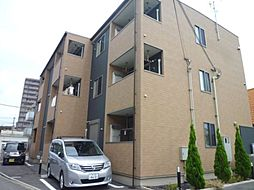 大阪府堺市西区鳳南町5丁の賃貸アパートの外観