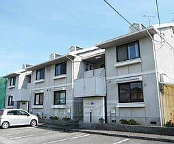 京都府京都市伏見区久我御旅町の賃貸アパートの外観