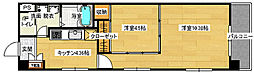 ツインハウス松中[302号室]の間取り