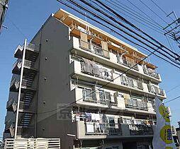 京都府京都市右京区西院西貝川町の賃貸マンションの外観