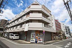 東京都北区田端新町1丁目の賃貸アパートの外観