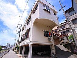 兵庫県神戸市垂水区西舞子9丁目の賃貸マンションの外観