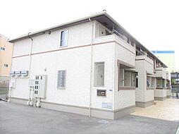 大阪府門真市舟田町の賃貸アパートの外観
