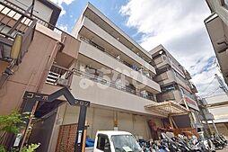 東京都江戸川区南小岩5丁目の賃貸マンションの外観