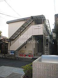 京都府京都市上京区常盤井図子町の賃貸アパートの外観