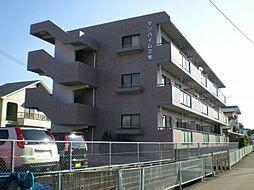サンハイム三宅[3階]の外観