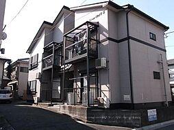 ドミールイワダテB棟[201号室]の外観