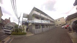 大阪府東大阪市中新開1丁目の賃貸マンションの外観