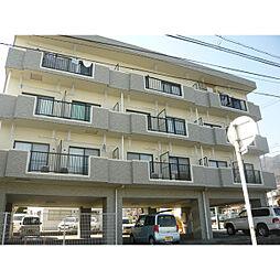 長野県飯田市高羽町3丁目の賃貸マンションの外観