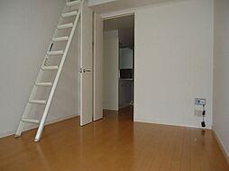 Loft4千種の洋室