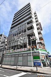 神奈川県横浜市中区長者町9丁目の賃貸アパートの外観