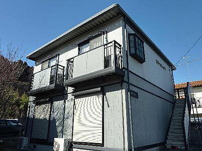外観,1K,面積27.08m2,賃料3.0万円,JR常磐線 水戸駅 徒歩30分,,茨城県水戸市八幡町9番地