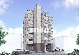 愛知県名古屋市中村区道下町3丁目の賃貸マンションの外観