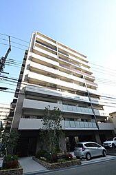 大阪府吹田市江の木町の賃貸マンションの外観