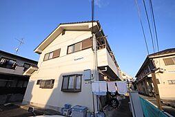 [テラスハウス] 千葉県松戸市大金平3丁目 の賃貸【千葉県 / 松戸市】の外観